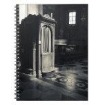 Italy, Como Province, Como. Como Cathedral, Notebooks