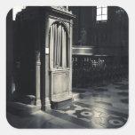 Italy, Como Province, Como. Como Cathedral, Square Sticker