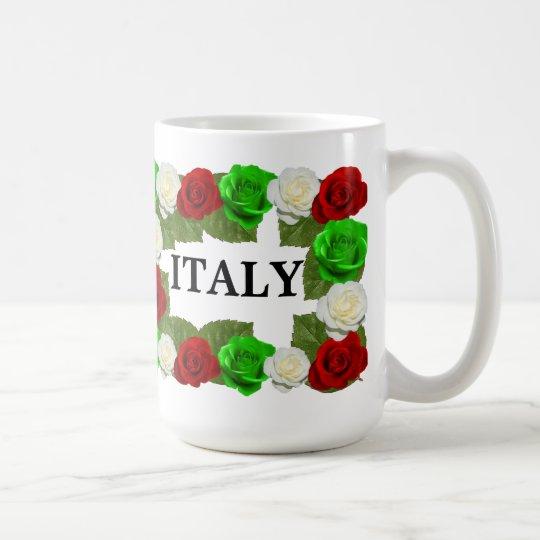 Italy Country Mug. Coffee Mug