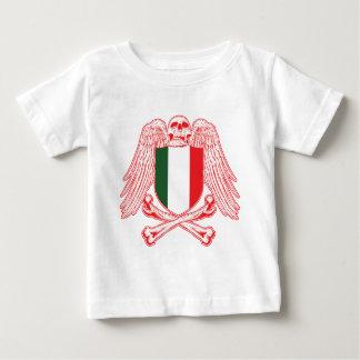 Italy Crossbones Baby T-Shirt