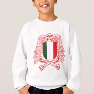 Italy Crossbones Sweatshirt