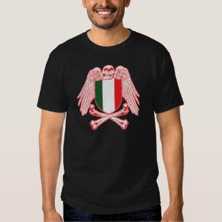 Italy Crossbones T-Shirt