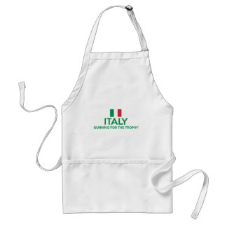 Italy design adult apron
