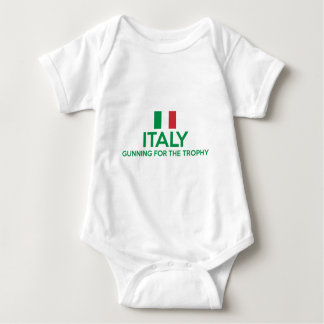 Italy design baby bodysuit