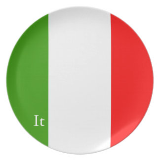 ITALY DINNER PLATE