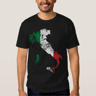 Italy Distressed shirt