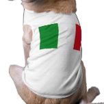 Italy Doggie T Shirt