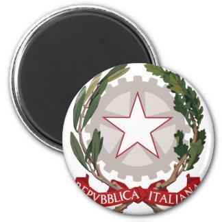 italy emblem refrigerator magnet