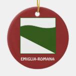 ITALY- Emigilia Romana Christmas Ornament