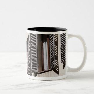 Italy,Emilia-Romagna,Parma Two-Tone Coffee Mug