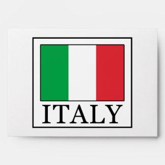 Italy Envelope