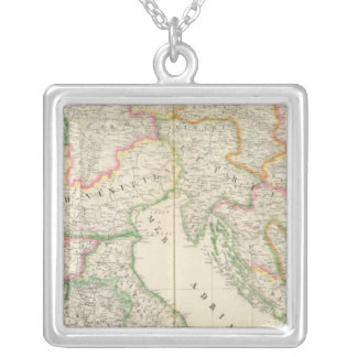 Italy Europe 20 Silver Plated Necklace