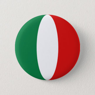 Italy Fisheye Flag Button