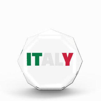 Italy flag award