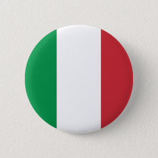 Italy Flag Button