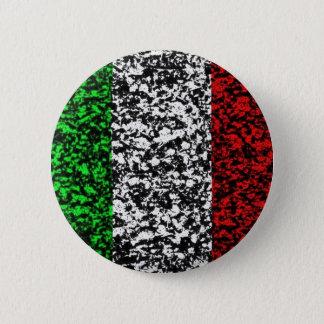 Italy - Flag Button