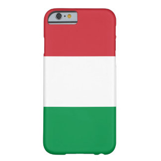 Italy Flag Barely There iPhone 6 Case
