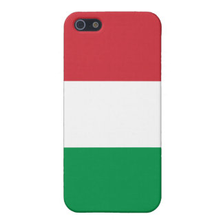 Italy Flag Cover For iPhone SE/5/5s