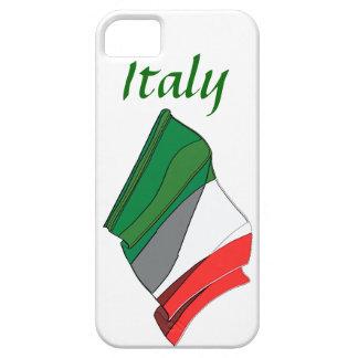 Italy Flag Design iPhone 5 Case