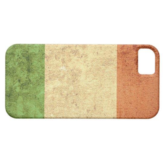 Italy Flag - Grunge iPhone SE/5/5s Case