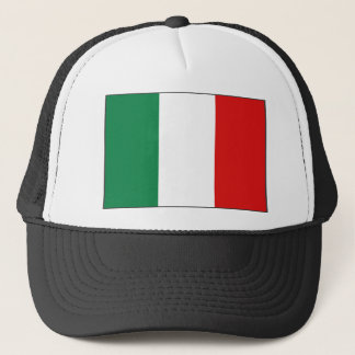 Italy Flag Hat