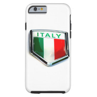 Italy flag image for iPhone 6 plus Vibe Tough iPhone 6 Case