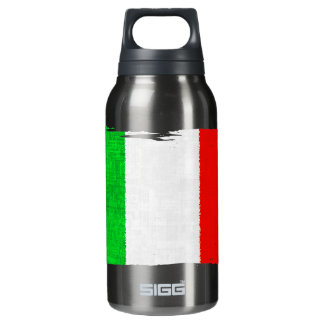 ITALY FLAG INSULATED WATER BOTTLE