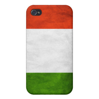 Italy Flag Iphone 4 case