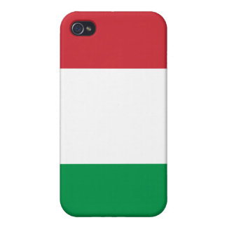 Italy Flag iPhone 4 iPhone 4 Case