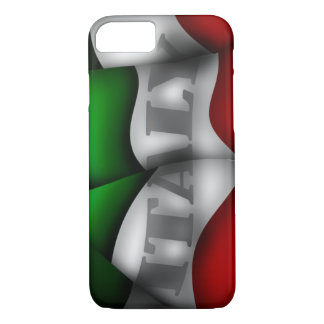 Italy Flag iPhone 7 Case