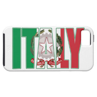 Italy Flag Italian Coat of Arms iPhone 5 Cases