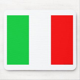 italy flag - Italian Flag Mouse Pads