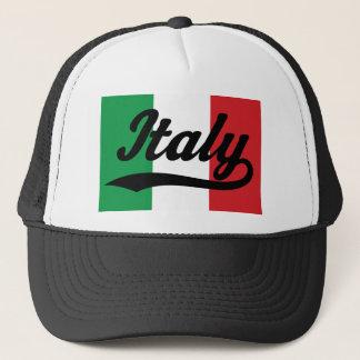 Italy Flag (Italian) GIft Trucker Hat