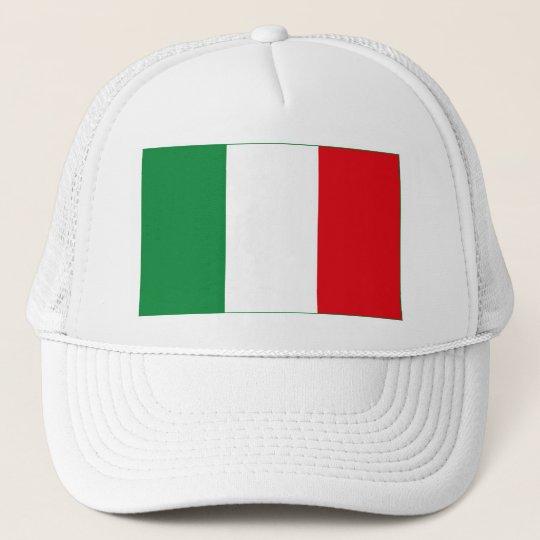 Italy Flag (light) Hat
