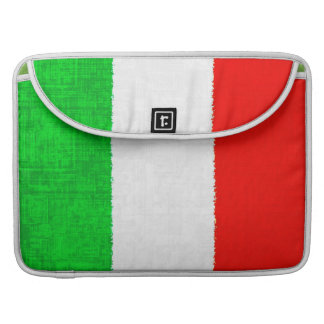 ITALY FLAG MacBook Pro Sleeve