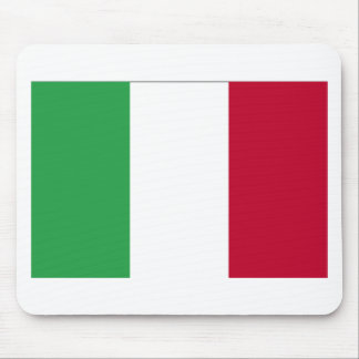 ITALY FLAG MOUSE MAT