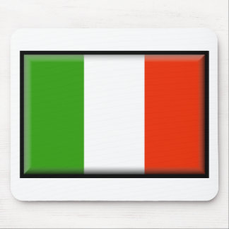 Italy Flag Mouse Pads