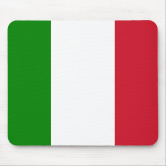 Italy Flag Mouse Pad