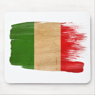 Italy Flag Mousepads