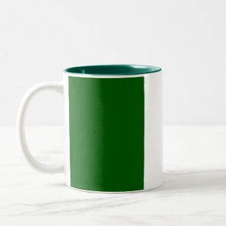 Italy flag mug