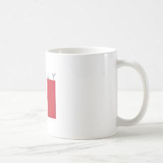 Italy Flag Classic White Coffee Mug