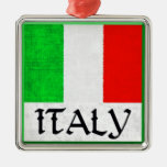 ITALY FLAG Ornament