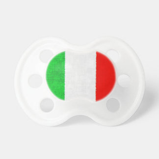 ITALY FLAG Pacifier BooginHead Pacifier