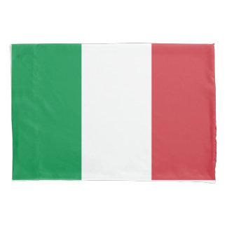 Italy flag pillowcase for Italians