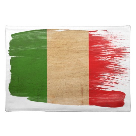 Italy Flag Placemat