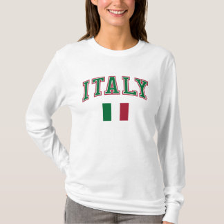 Italy + Flag T-Shirt