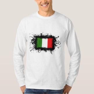 Italy Flag T-shirt