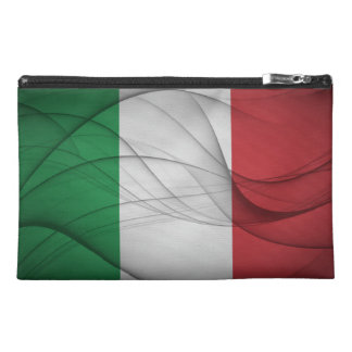 Italy Flag Travel Accessory Bag