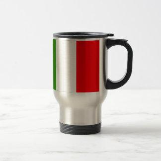 Italy Flag Travel Mug