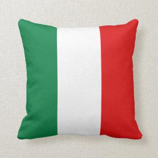 Italy Flag x Flag Pillow